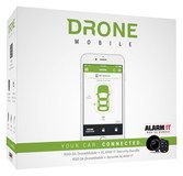 DroneMobile - Keyless Entry and Security System - Black, RSD-3400A