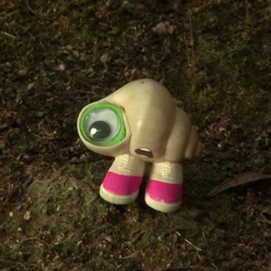 A New, Hilarious Marcel the Shell Video Is Here!: Jenny Slate and her husband, Dean Fleischer-Camp, have graced the world with a third installment of Marcel the Shell With Shoes On, and it's absolutely hysterical.