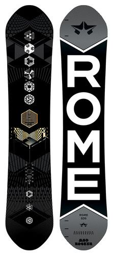 Rome Mod Rocker Snowboard 2017