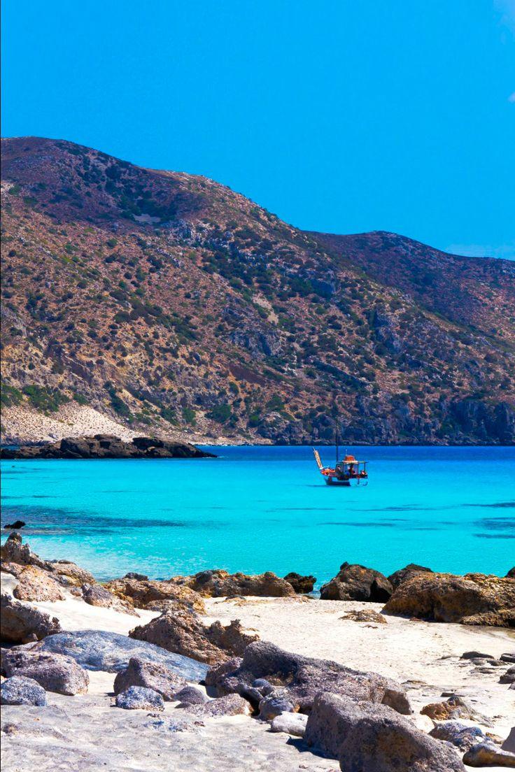 Kedrodasos beach, Crete island, Greece. - Selected by www.oiamansion.com in Santorini.