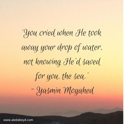 Quote by Yasmin Mogahed One of my all time favorite quotes