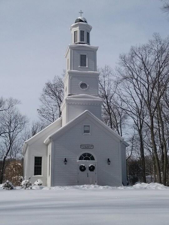 Morris Chapel Niles Michigan.  Very fond memories of Jack and Sharlene Minshall!