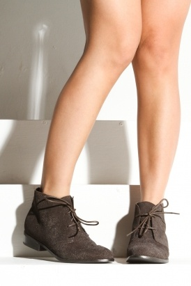 dolce vita - women's bailey boots (bronze)