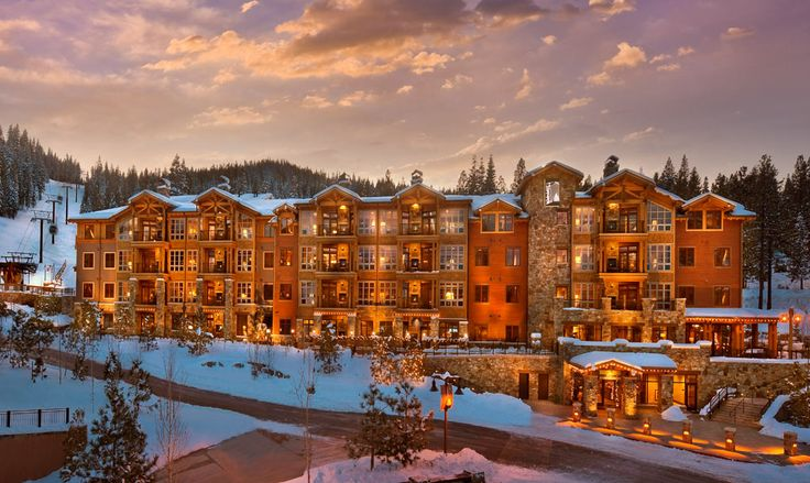 Northstar Lodge, the jewel of Northstar-at-Tahoe™ in California's Sierra Nevada Mountains. Ski-in/ski-out gondola access; incomparable views of the majestic mountains and Lake Tahoe.