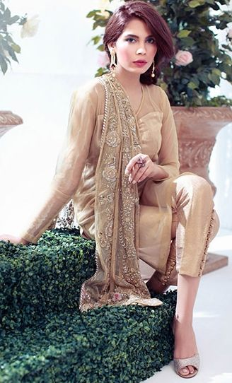 Farida Hasan Formal Wear Royal Dresses Collection 2015 13
