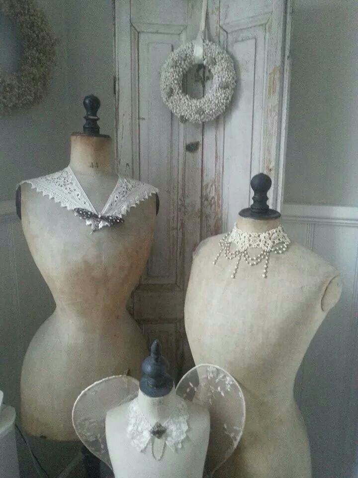 438 best images about mannequins on pinterest victorian dresses dress form and wasp. Black Bedroom Furniture Sets. Home Design Ideas