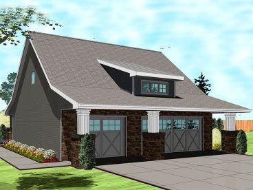 46 best craftsman garage plans images on pinterest for 36 x 36 garage with apartment