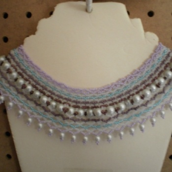 Handmade Victorian Collar at the Shopping Mall, $69.95 (CAD)