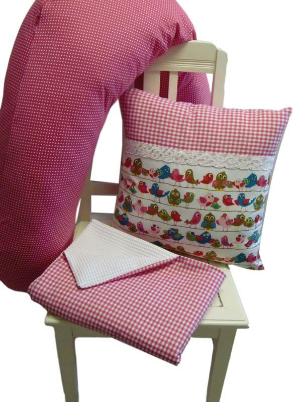 "SON babypakket ""Lovely Pink"""