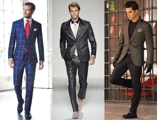 Мужские костюмы для парня