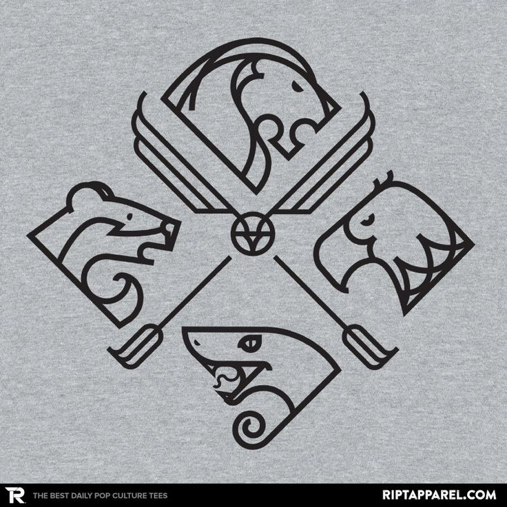 Minimal Hogwarts T-Shirt - Harry Potter T-Shirt is $11 today at Ript!