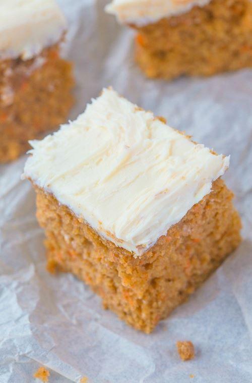 Karotten-Kuchen ohne Mehl