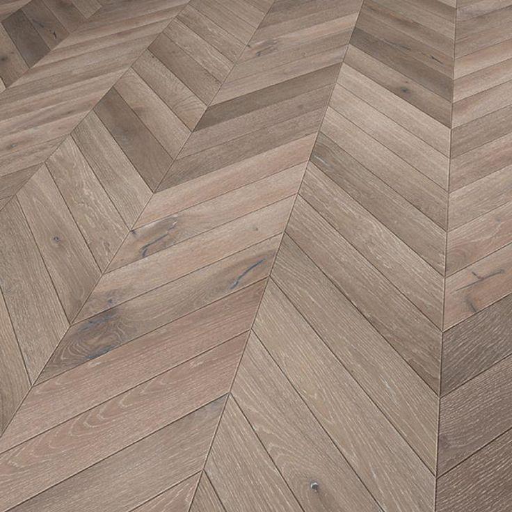 Solidfloor Parkett create your floor Fischgrat Eiche Granada gebürstet gefast natur geölt