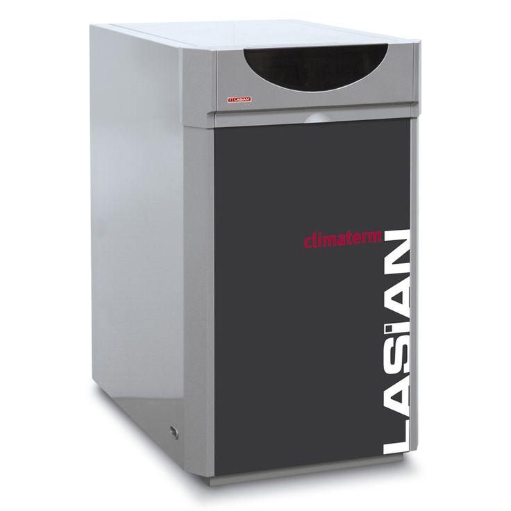 CLIMATERM 30 A ou C - GASÓLEO - Unidades térmicas construídas com elementos de ferro fundido caldeira de três passagens de fumos que optimizam a eficiência energética. Além disso, as suas características...