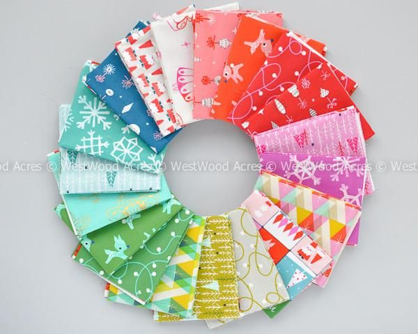 Garland Fat Quarter Bundle