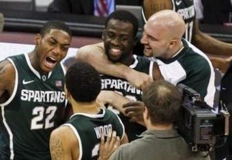 Purdue vs. Michigan State Basketball: Spartan Team Effort Puts Down Boilermakers