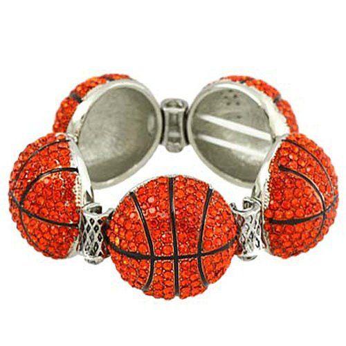 Basketball Charm Bracelet: 585 Best Jewelry - Bracelets Images On Pinterest