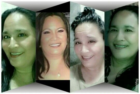 just my face ... in different moodsm