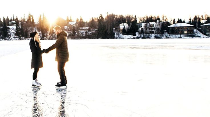 14 Secret Ice Skating Spots You Can Visit In Ontario