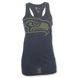 Nike NFL Seattle Seahawks Women's Tank Top