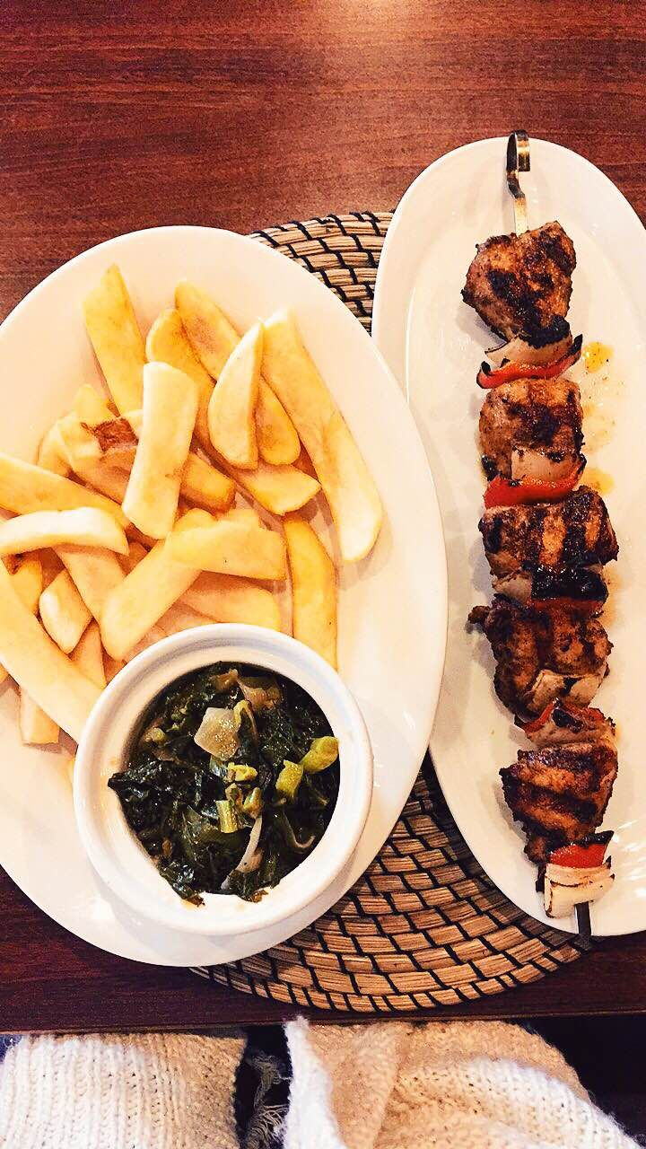 Sunday Lunch at Little Kampala Grill