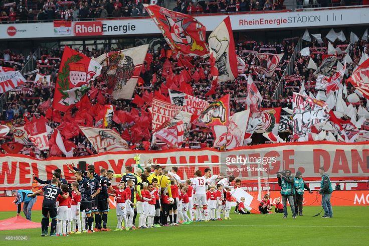 1. FC Koeln v 1. FSV Mainz 05 - Bundesliga Photos and Images ...