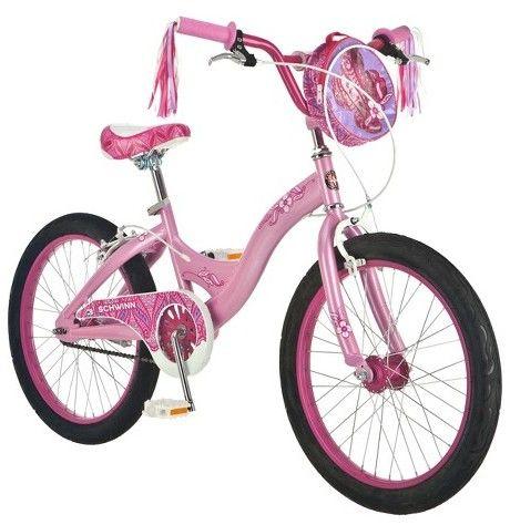 "Let her Paddle in style with this Schwinn Girls Deelite 20"" Bike - Pink"