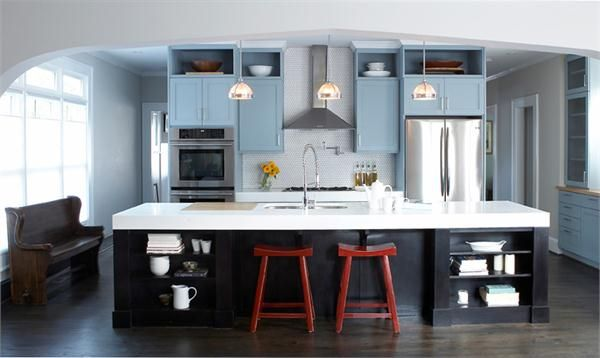 Contemporary (Modern, Retro) Kitchen by TerraCotta Properties