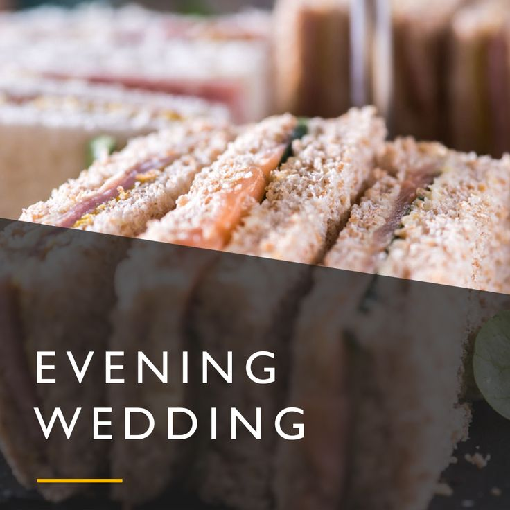 Evening Wedding Menu from Spiros -- http://spiros.co.uk/2017/07/19/5-different-ways-to-serve-food-at-your-wedding/