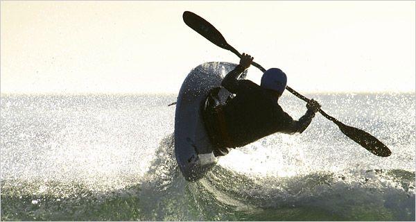 Drop in & catch a wave