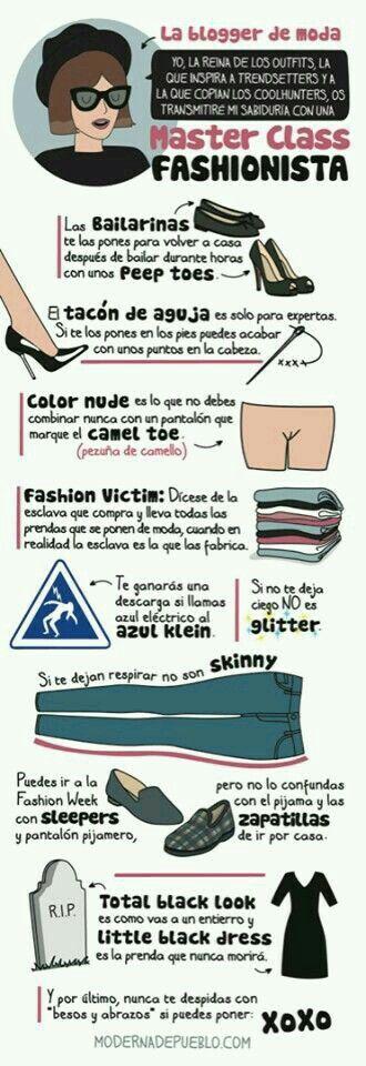 Moderna de pueblo. #masterclass #moda #skinny #fashionista #fashion #humor