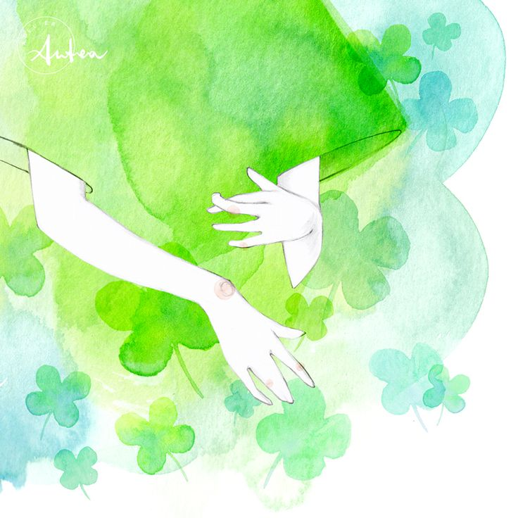 The Greenery year fashion illustration by Camilla Locatelli