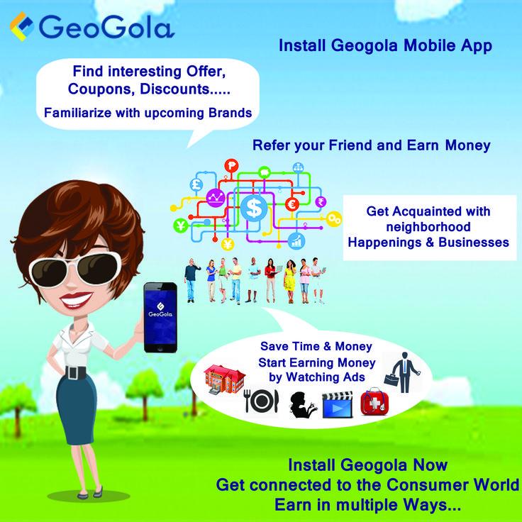 Watch GeoGola MobileApp
