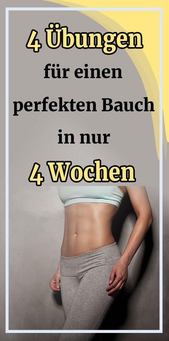 Diese 4 Übungen werden Ihnen helfen, einen perfekten Bauch in nur 4 Wochen zu erhalten – Hermine Muller