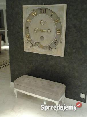 ławka otwierana Ludwik, pikowana, szafka na buty, ławeczka, sofka, stylowa glamour