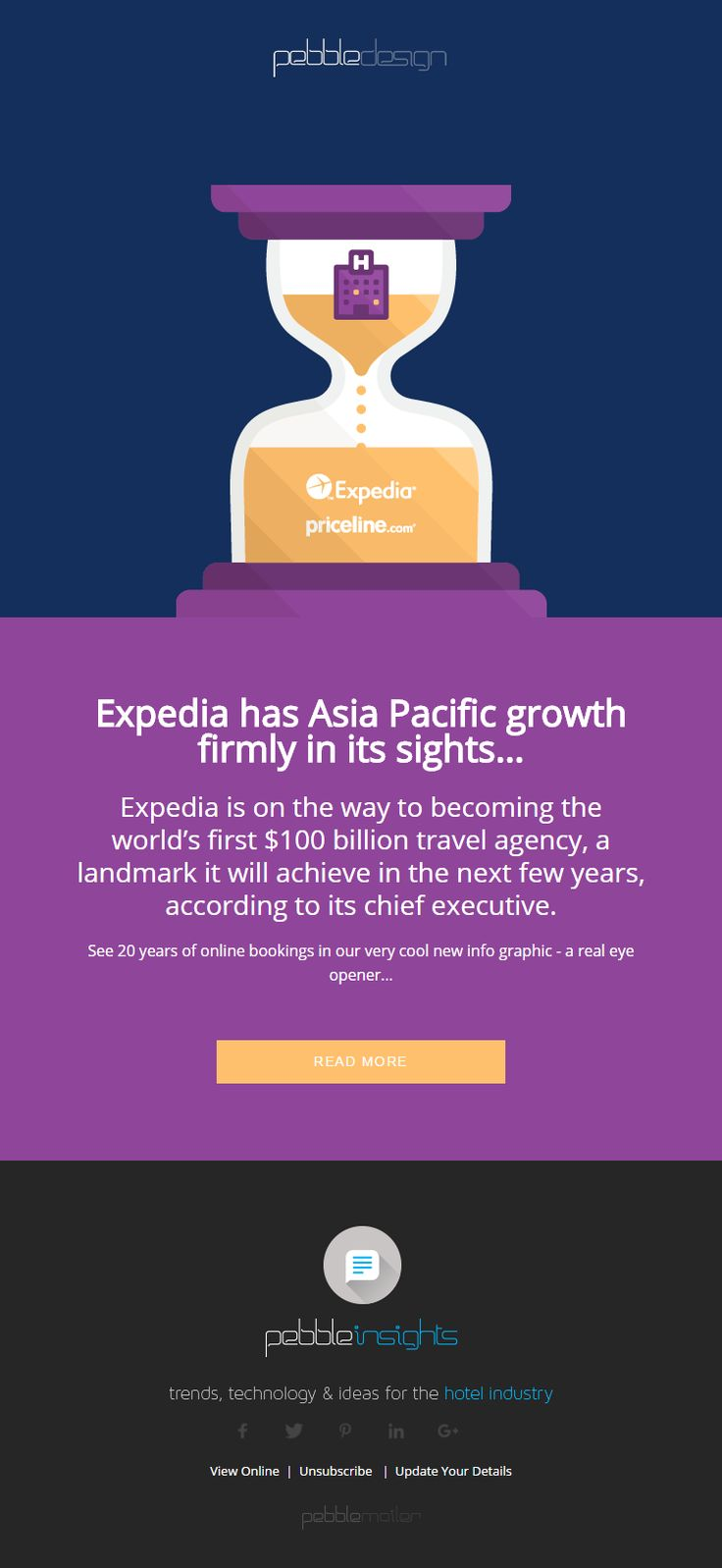 Expedia has Asia Pacific growth firmly in its sights - Hospitality Insights #hospitalityinsights #hotelwebdesign #hotelwebsitedesign #pebbledesign #hotelwebsites