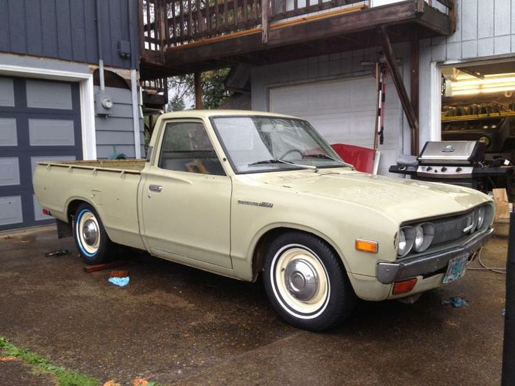17 Best images about '72-79 Datsun 620 Pickup on Pinterest ...