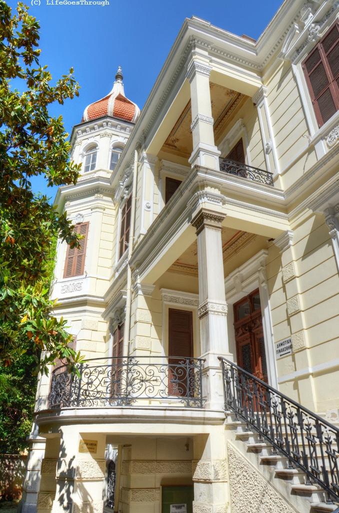 Villa Mordoch, Thessaloniki