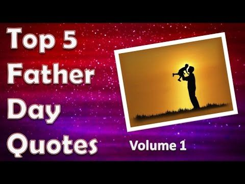 2016 Happy Fathers Day Quotes These Happy Fathers Day Quotes are the perfect way to start the fathers day. This year Father's Day will be celebrated on 19th …