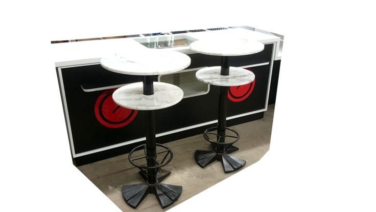 1000 id es propos de mange debout sur pinterest ikea hack desk table bar et hacks. Black Bedroom Furniture Sets. Home Design Ideas