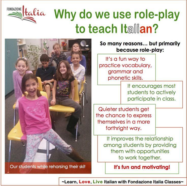 Role Play www.fondazione-italia.org