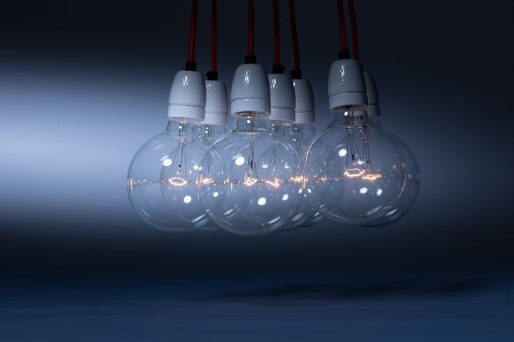 Het Lichtlab Bundle with 7 lightbulbs!