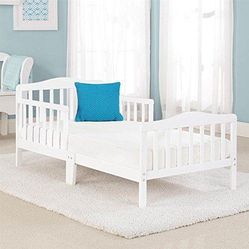 Contemporary Design Toddler Bed White Big Oshi http://www.amazon.com/dp/B00MPSNOYY/ref=cm_sw_r_pi_dp_RNlavb1H6JNVD