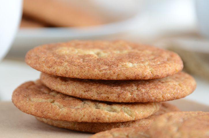 Snickercrinkle Cookies