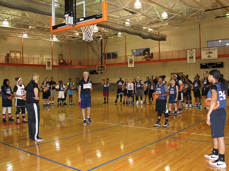 USA Basketball Brings Girls Regional Camp To Northeast