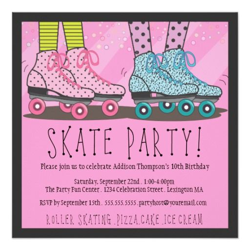 426 best roller skating birthday party invitations images on roller skating birthday party invitation today price drop and special promotion get the best buyhow to roller skating birthday party invitation lowest stopboris Image collections