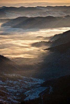 """Ceahlau, romanian mountain"" by codrinanton. Taken in Romania #bestof2012  travellerspoint.com/users/codrinanton/"