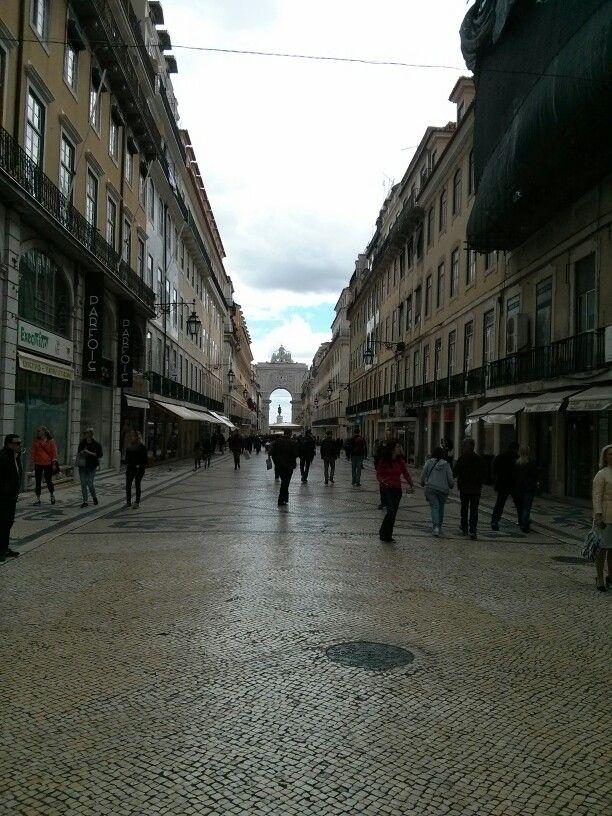 Rua Augusta, Portugal