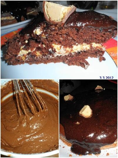Bolo Diet de chocolate tipo Sonho de Valsa http://borbolsnacozinha.blogspot.com.br/2012/03/bolo-tipo-sonho-de-valsa-diet.html