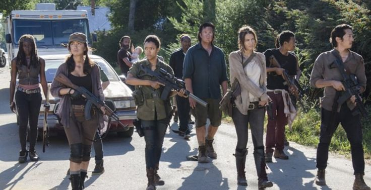 """'The Walking Dead' (Preview):Episode 12 """"Remember"""""""